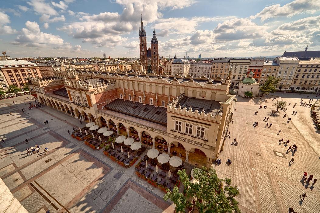 Krakow Cloth Hall